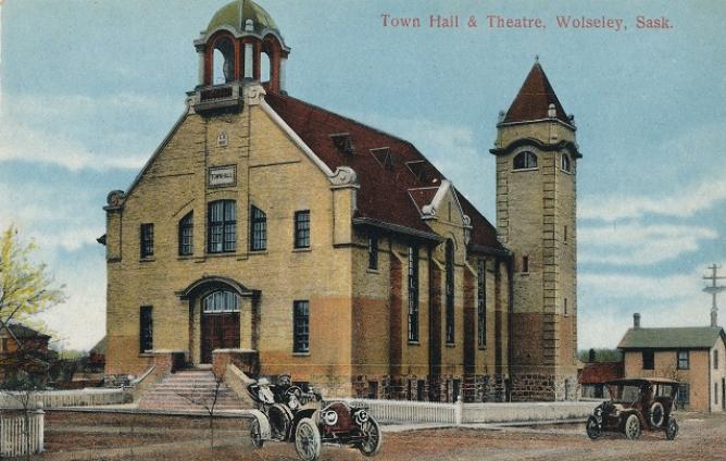 Wolseley Opera Hall