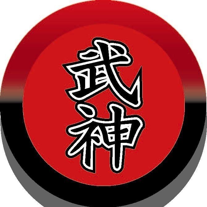 """Bujin - """"Divine Warrior"""""""