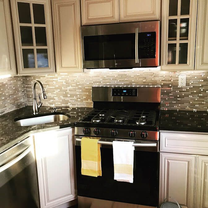 kitchen remodel from arcedo construction