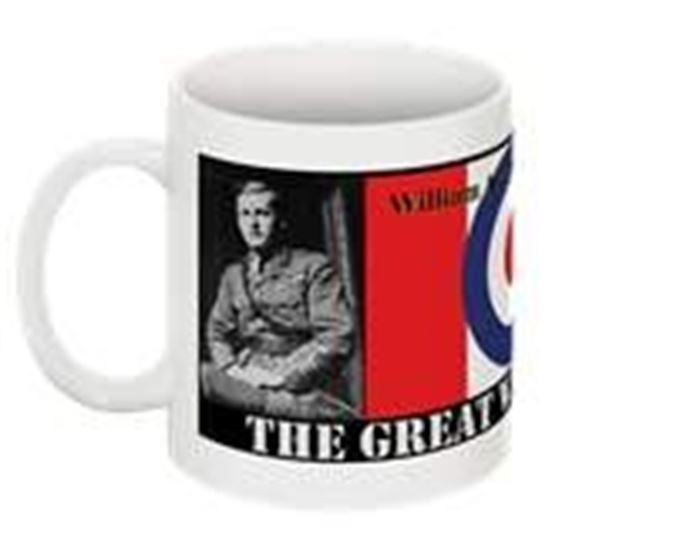 Aces of The Great War Collectable Mug William Avery