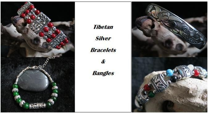 Tibet, Tibetan, Tibetan Silver, red coral, black onyx, coral, malachite, lapis, lazuli, turquoise, bracelet, bangle, purple, red, green, blue, black