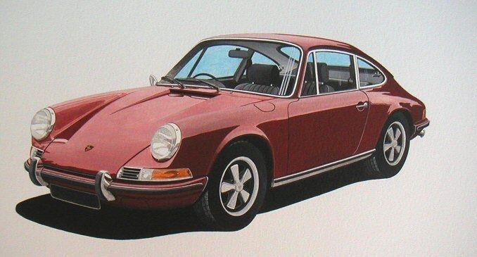 Porsche 911E