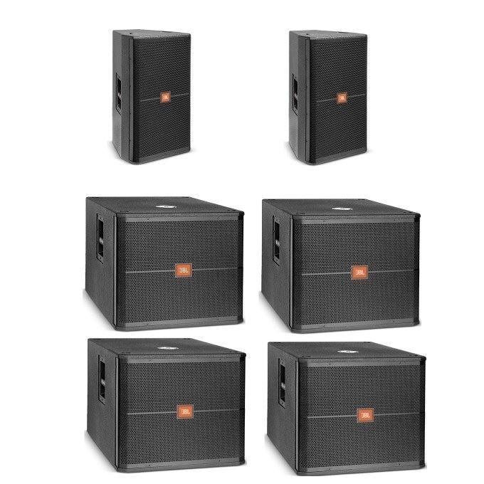 Large Sound Systems for rent