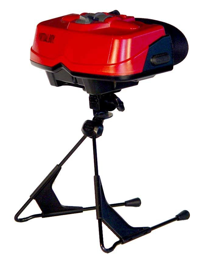 Nintendo Virtual Boy Games Console