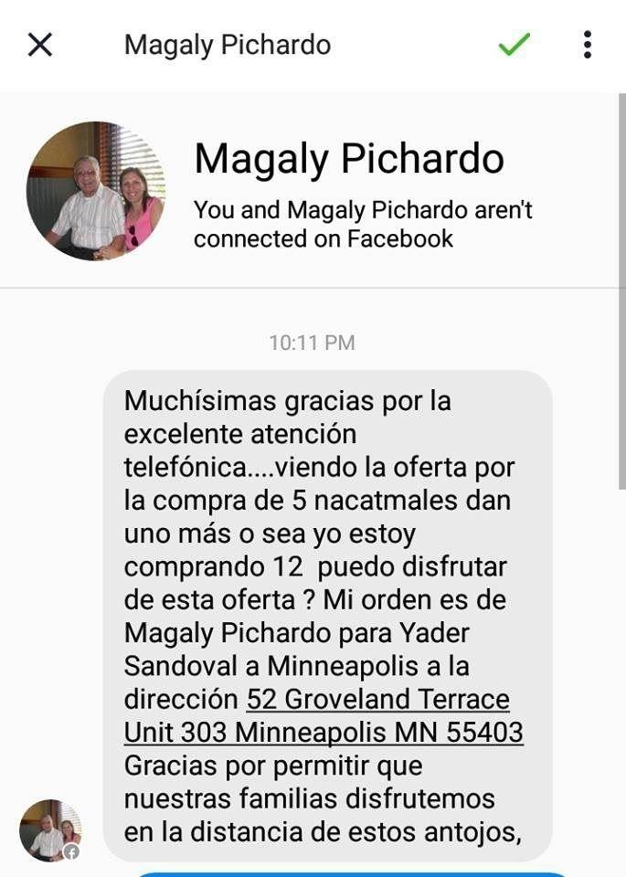 magaly pichardo
