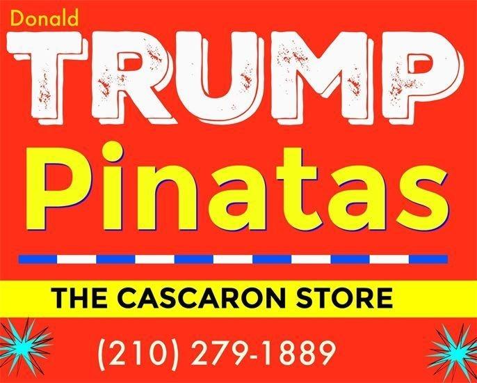 Donald Trump Pinatas