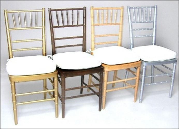 Chiavari Chair Starting at $7.00- $8.00 Contact us for more details at (415) 787-2424. Availability: 100