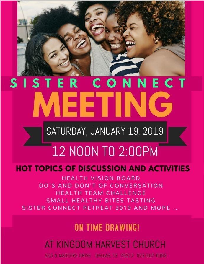 dallas church women's event