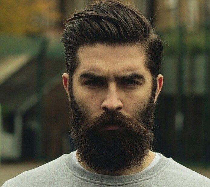 Beard Facial