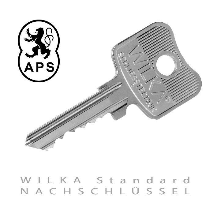 WILKA_Standard_Nachschluessel