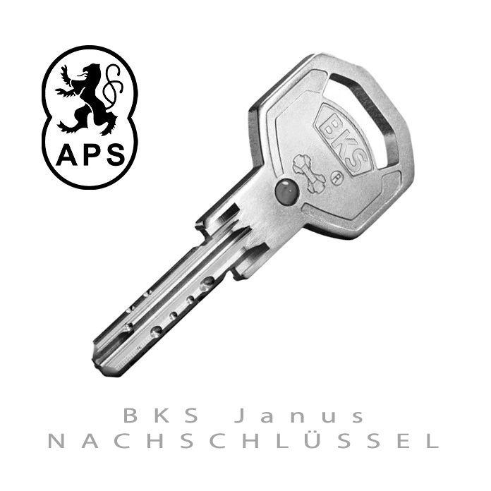 BKS Janus Zusatzschluessel