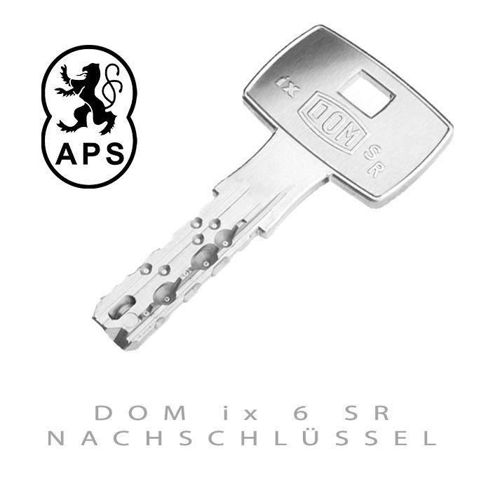 DOM ix 6 SR Nachschluessel