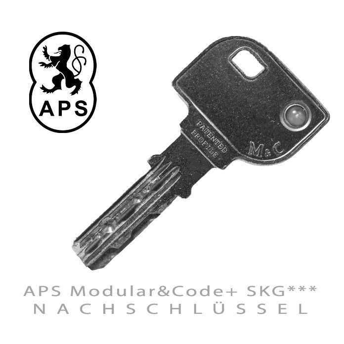 APS Modular & Code + SKG*** Naschluessel