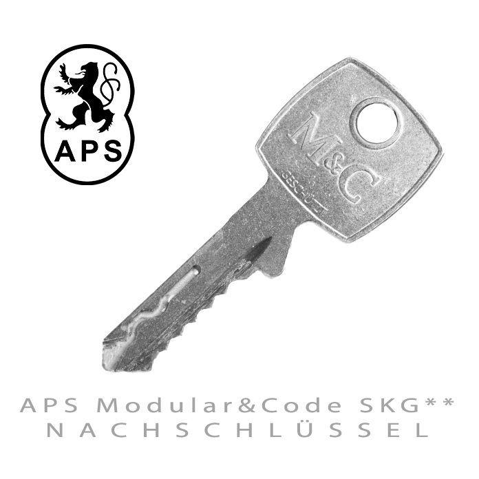 APS Modular & Code SKG** Naschluessel
