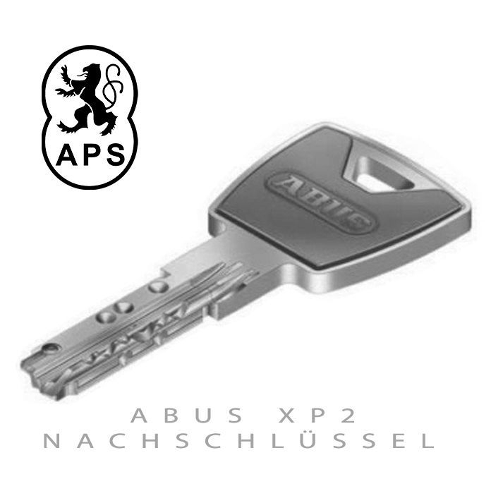 ABUS XP2 Nachschluessel