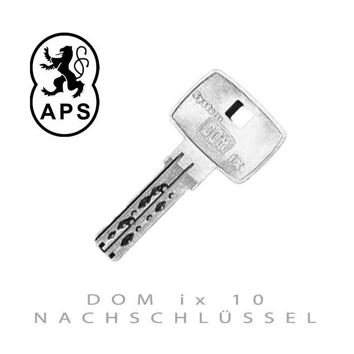 DOM ix 10 Nachschluessel