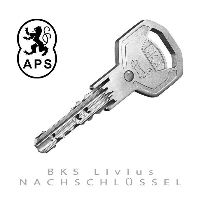 BKS Livius Nachschluessel