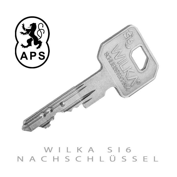 WILKA_SI6_Nachschluessel