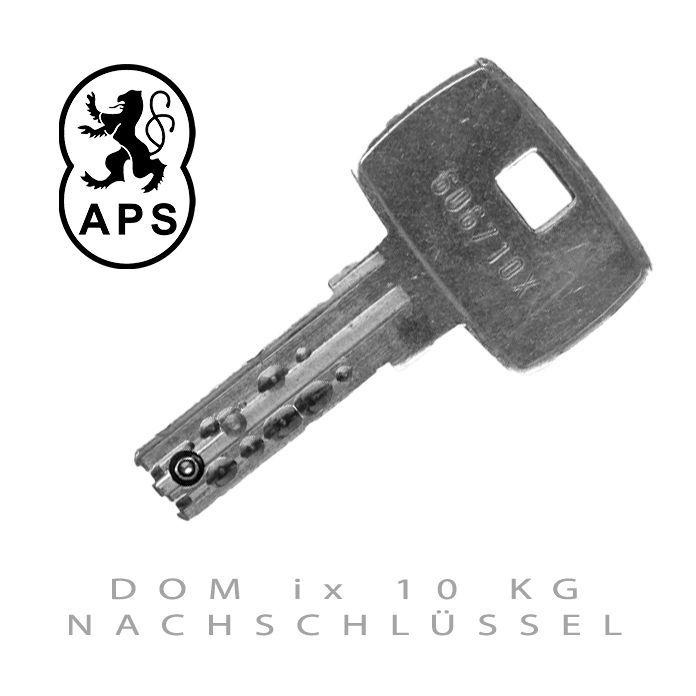 DOM ix 10 KG Nachschluessel
