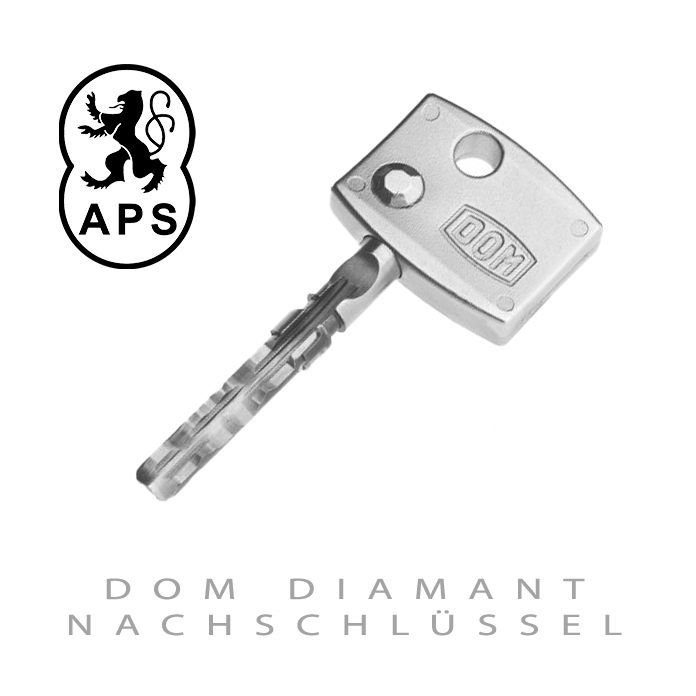 DOM Diamant Nachschluessel