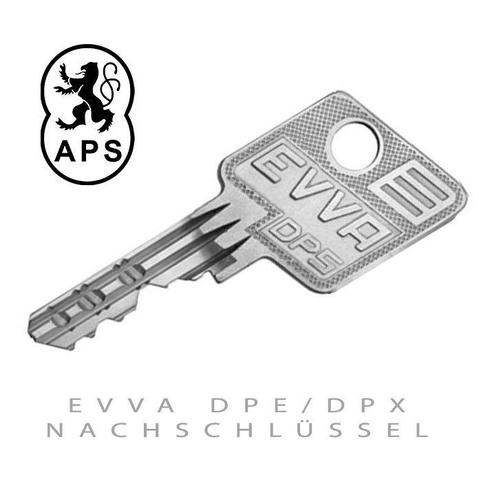 EVVA DPS Nachschluessel
