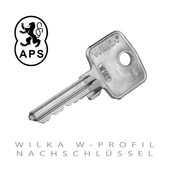 WILKA_W_Profil_Nachschluessel