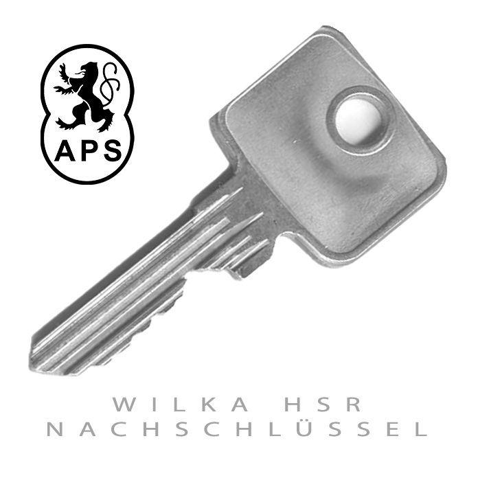 WILKA_HSR_Nachschluessel