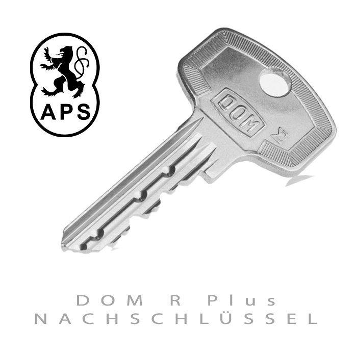 DOM R Plus Nachschluessel