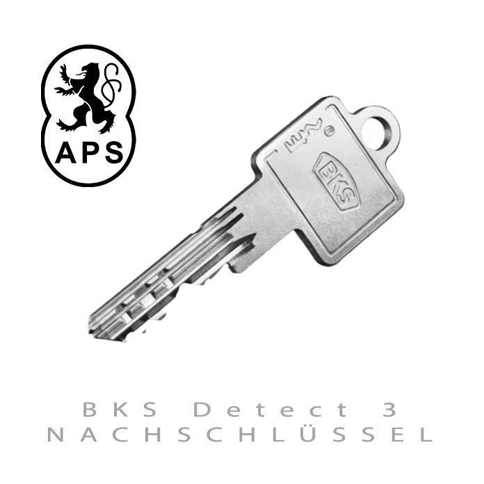 BKS Detect 3 Nachschluessel