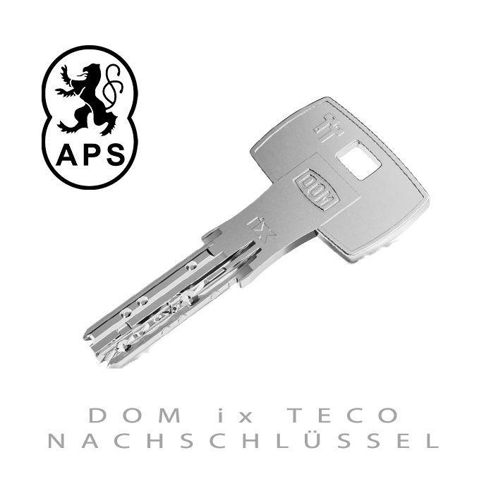 DOM ix TECO Nachschluessel
