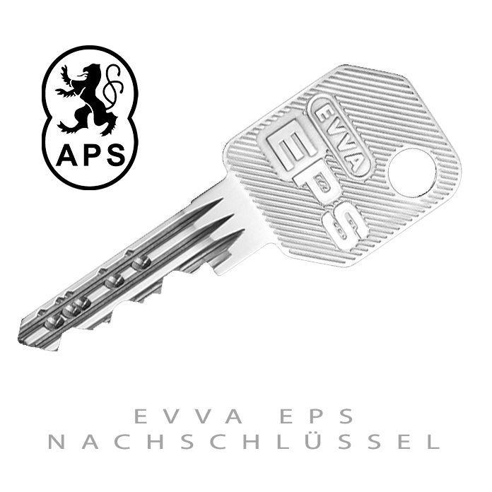 EVVA EPS Nachschluessel