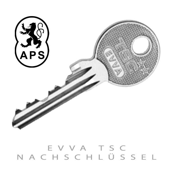 EVVA TSC Nachschluessel