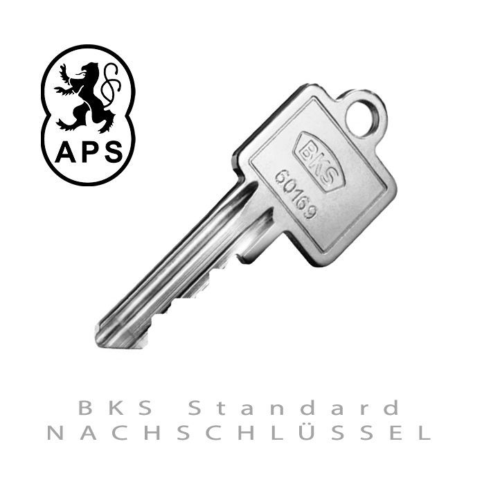 BKS Standard Nachschluessel