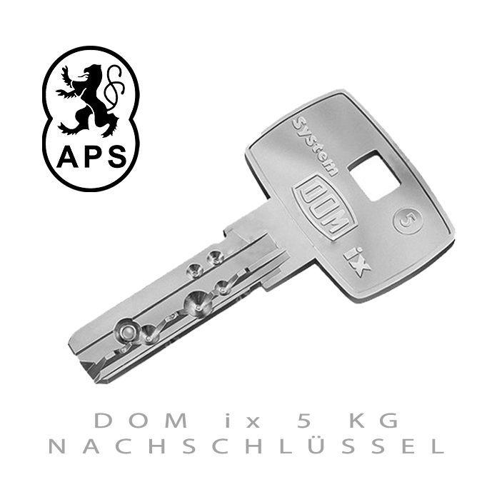 DOM ix 5 KG Nachschluessel