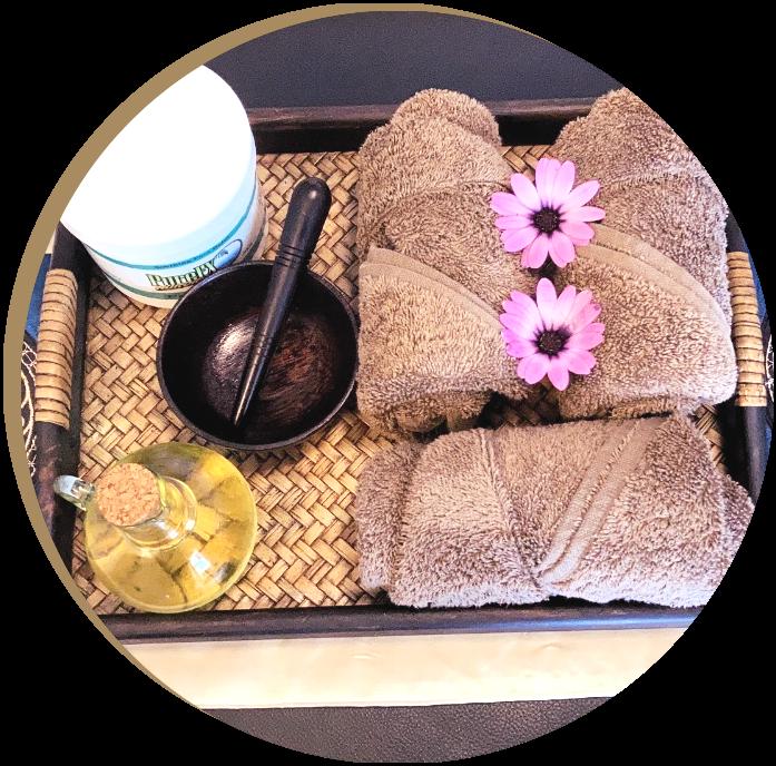 Coconut Oil Massage Mon Blenheim