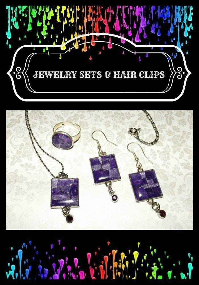 Jewelry Sets & Hair Clips