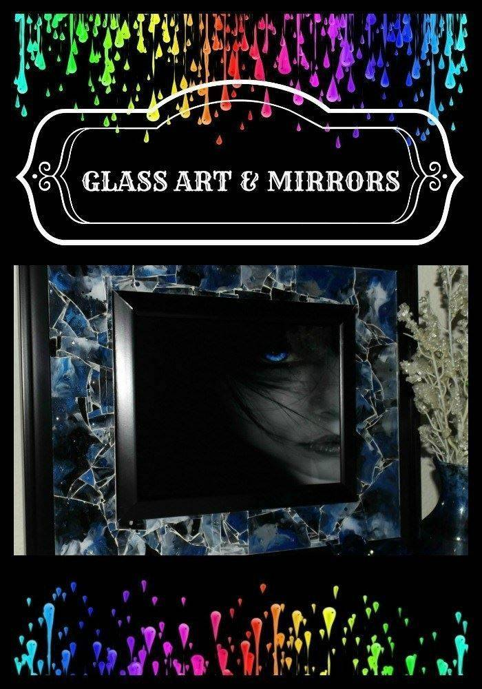Glass Art & Mirrors