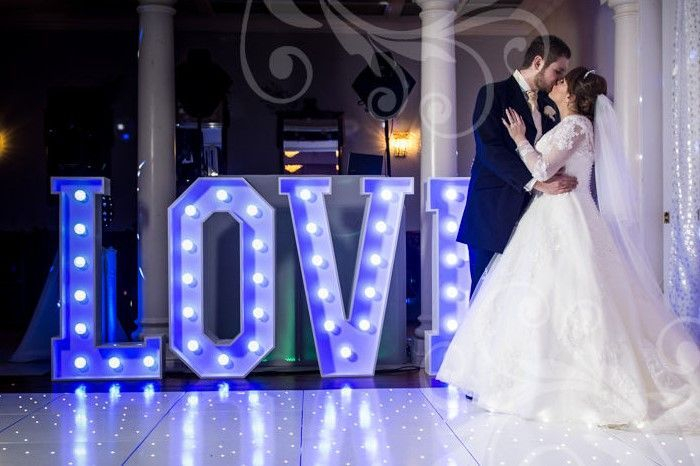 Love Letters Hire in Northamptonshire