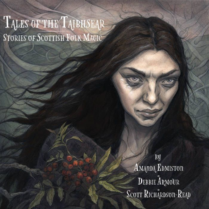 Tales of the Taibhsear album cover