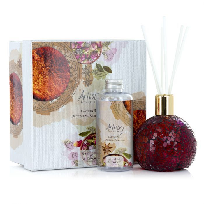 Ashleigh & Burwood The Artistry Collection Reed Diffuser Scented Home Candles Gift