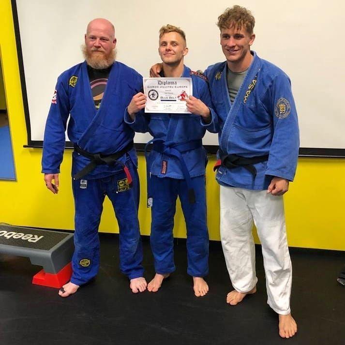 Brazilian Jiu Jitsu Sheffield BJJ