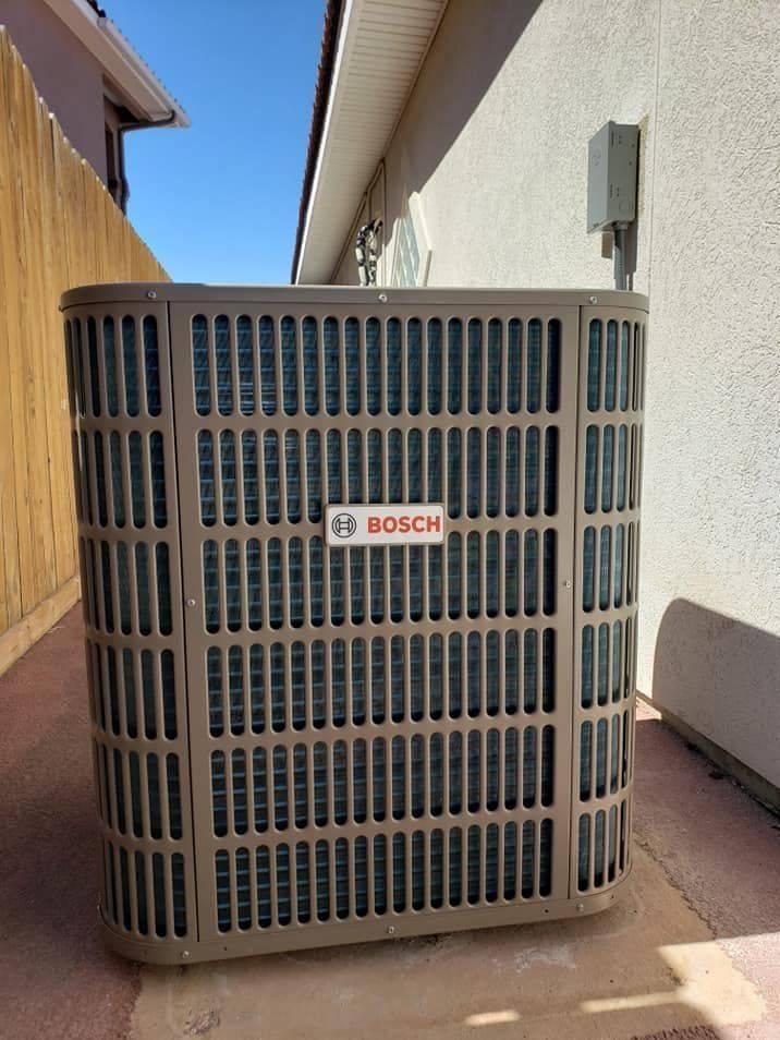 Air conditioning Installation Bosch Padre Island