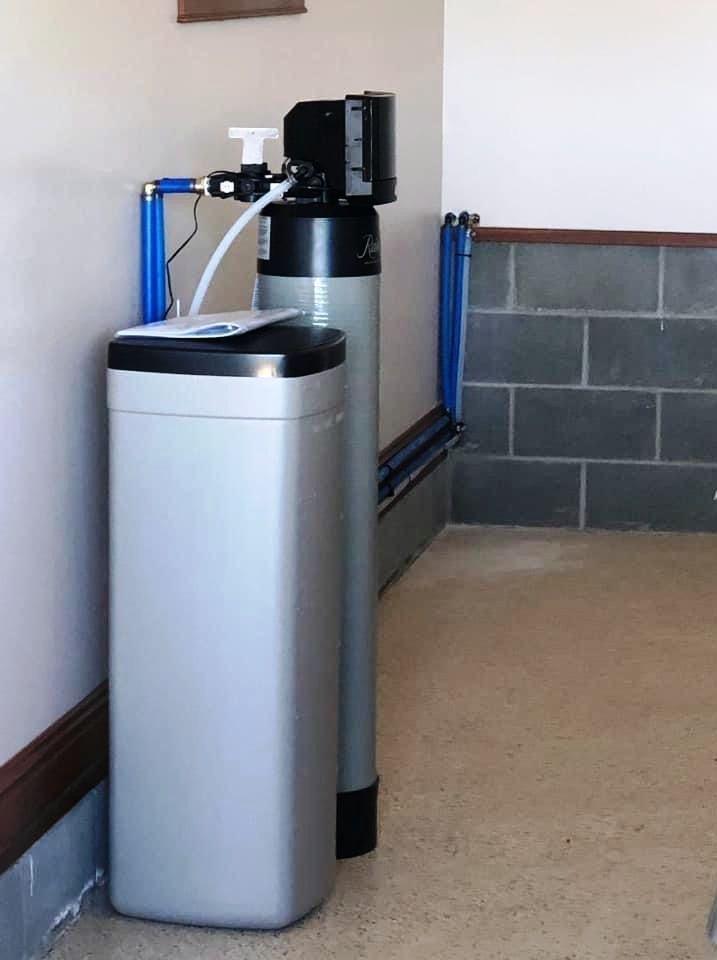 Suavizadores Rainsoft instalados por Universal Solar en Puerto Rico