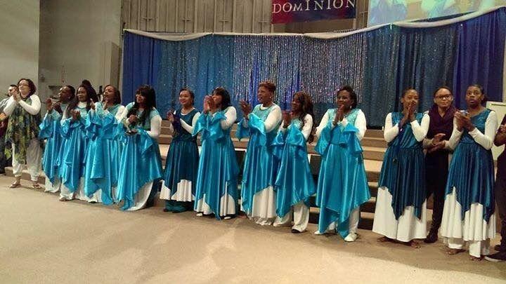 Psalms Dance Network participants