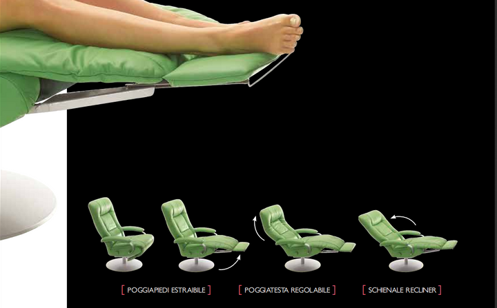 Poltrone Relax di Design