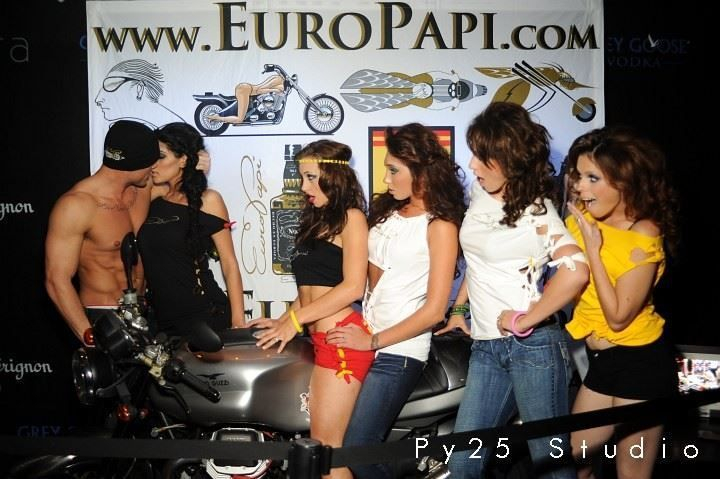 EuroPapi Motorcycle Streetwear, a sexy blend of motorcycle, surf and skate culture, all in one.