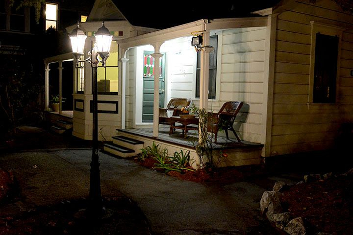 The Dame Cottage, Santa Cruz, CA