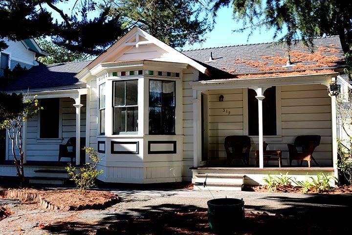 """The Dame Cottage"", Carmelita Cottages"