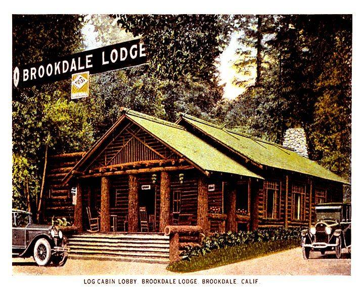 haunted Brookdale Lodge ghosts