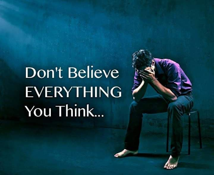 #negativethinking